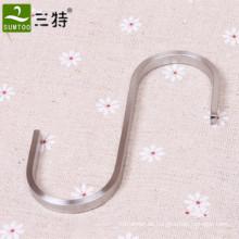 Aufhängerhaken aus Metall S für Bekleidungsgeschäft