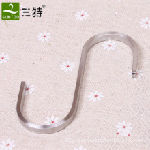 metal S shaped hanger hook for clothing shop