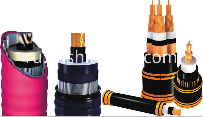 0.6/1kV steel wire armoured XLPE Power Cable