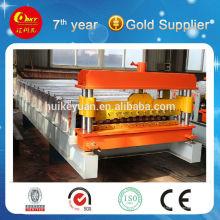 Máquina formadora de rolos para portas de persianas (HKY-J)