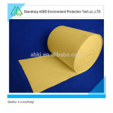 P84 dust filter bag and P84 needled felt filter bag