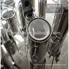 Boîtier de filtre à liquide en acier inoxydable de haute qualité