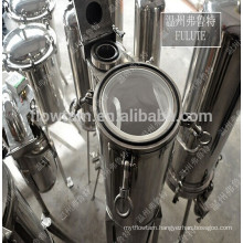 high quality stainless steel liquid bag filter housing