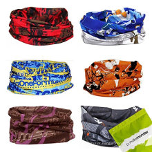 Moda pulseira bandanas muçulmano original multifuncional esporte pulseira bandanas