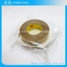 Fita de teflon de alta temperatura personalizados de boa qualidade por atacado