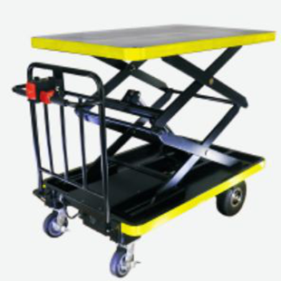 Electric scissor lift table1