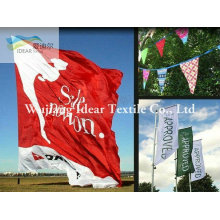 Banderas de publicidad poliéster/poliéster impresa banners