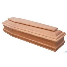 Caixão de madeira para o Funeral (H006)