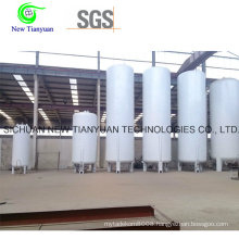 LNG Medium Cryogenic Storage Tank for Sale