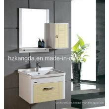 Gabinete de baño de PVC / vanidad del cuarto de baño del PVC (KD-305B)