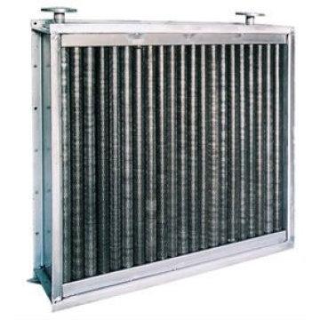 Echangeur de chaleur série SQR utilisé en alliage d'aluminium