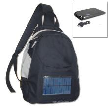Sac solaire solaire pour étudiants, sac d'énergie solaire avec batterie de puissance 2200mah
