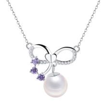 Nouveaux accessoires de mode Ensemble de bijoux Collier nacre