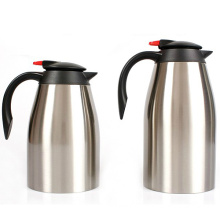 Stainless Steel Double Wall Coffee Pot (CL1C-K26)