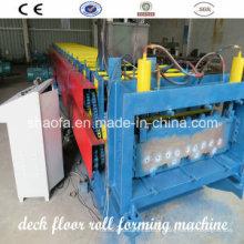 Tipo novo assoalho da plataforma que faz o rolo que forma a máquina (AF-D850)