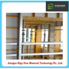 Encofrado de mesa de alta eficiencia para la construcción de losas