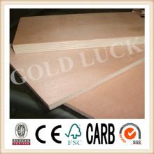 China 4'x8 'Marine Bb / Bb ou BB / CC Grade Comercial Okoume Contraplacado