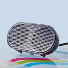 Haut-parleurs d'ordinateur PC alimentés par USB pour moniteur