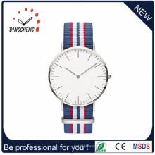 2016 nova vogue relógio de quartzo relógio de aço inoxidável relógio para homens assistir (dc-1056)