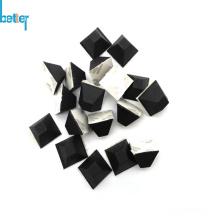 Kundenspezifische Silikonkautschukfüße / selbstklebender Silikonstoßfänger