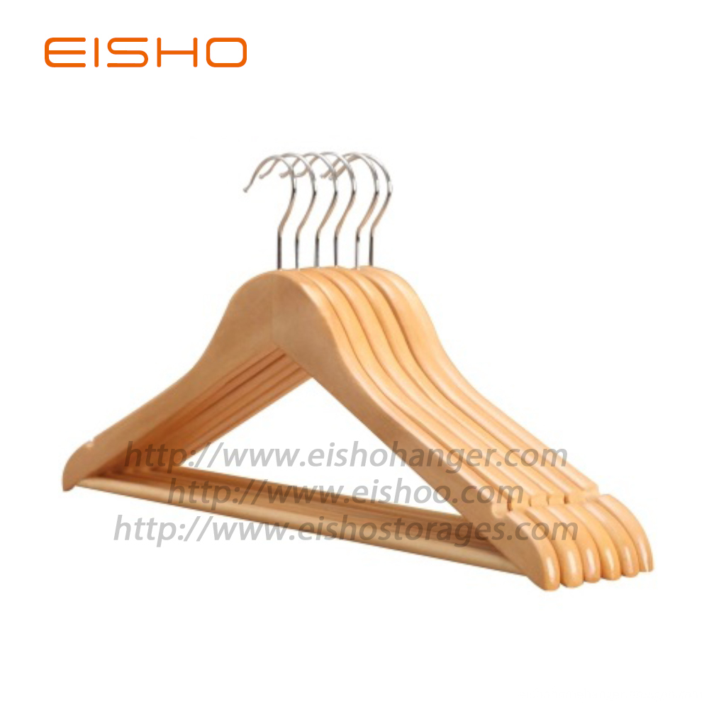 Mp630 Wooden Coat Hangers 2