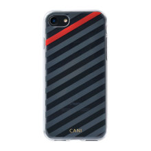 Red stripe IMD Iphone8 Shell With Latest Design