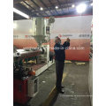 ABS PC Gepäck Shell Koffer Kunststoff Extruder Produktionslinie Maschine