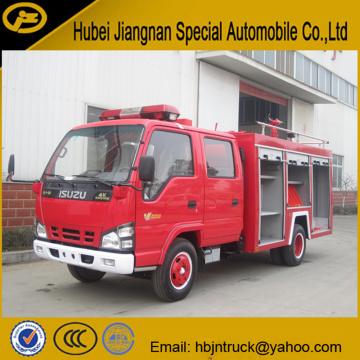 Isuzu Fire Fighting Equipment Truck