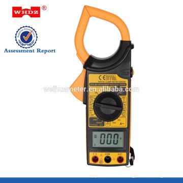 DM6266 цифровой Токоизмерительные мультиметр 1000А меры