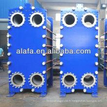 316L échangeur à plaques, fabrication de l'échangeur de chaleur de Jiangyin