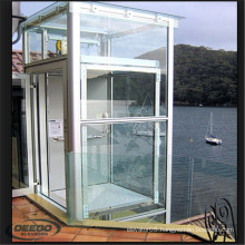 Stable Cheap Glass Panoramic Elevator Lift Passenger