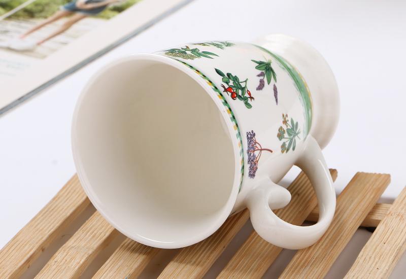 English style mug