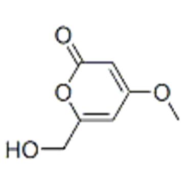 6-Hydroxymethyl-4-methoxy-2H-pyran-2-one CAS 2860-28-8
