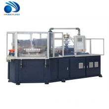 Used benchtop soft plastic blow injection molds moulder equipment machine for sale