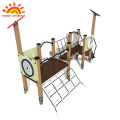 Muti-funtional HPL Outdoor Playground For Kids