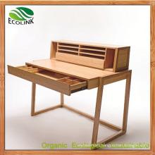 Bamboo Computer Desk Home Office Desk