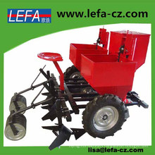 Tractor Double Rows Potato Planter with Rubber Tyres (2cm-2)