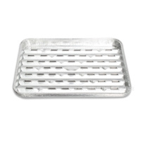 Aluminum Foil hollow Plate for BBQ