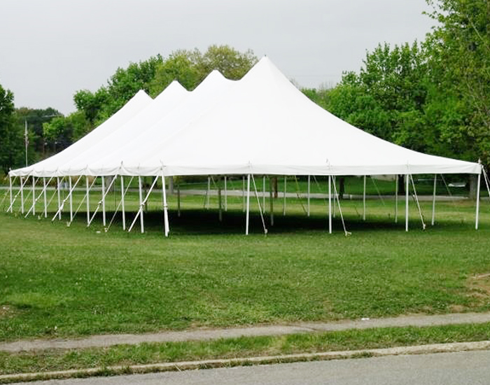 Outdoor Pole Tent Canopies