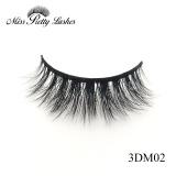 Custom Designs Logo Mink Eyelashes 3D