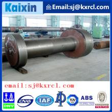 Empresa de eje de acero al carbono modificado para requisitos particulares para la maquinaria