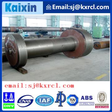 Подгонянный стальной Вал компанию углерода для машинного оборудования