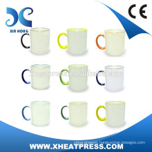 11oz top grade ,side colourful mug M03