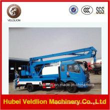 12m Hubarbeitsbühne Arbeitswagen mit 3000L Wassertank