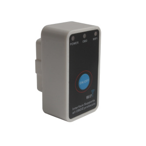 Super mini ELM327 WiFi with Switch work with iPhone OBD