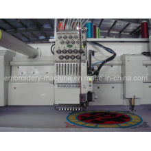 Towel Embroidery Machine with Sequin Device