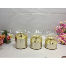 15g 30g 50g 80g Acrylic Airless Cosmetic Jar