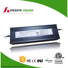 UL CE ROHS triac dimmable waterproof power supply 200w 12v
