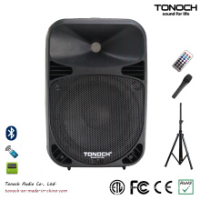 Good Quality 8 Inches Plastic Sound Box with Competitive Price