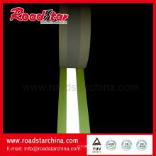 100% aramida amarillo ignífuga reflectante cinta fluorescente